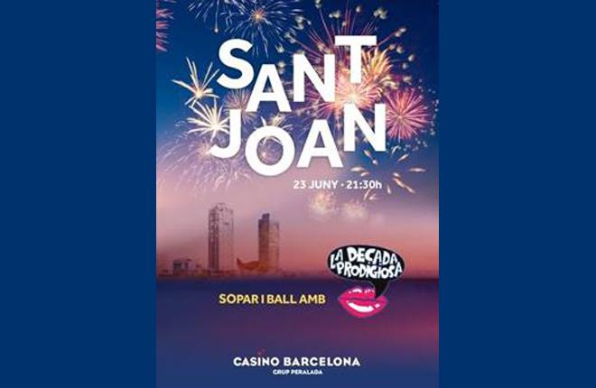 Gastronom&iacute;a y m&uacute;sica en directo, la apuesta de Casinos Grup Peralada para San Juan <br /> <br />