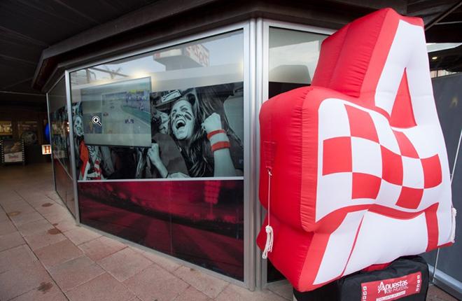Apuestas de Murcia abre un local en el centro de ocio Zig Zag<br />