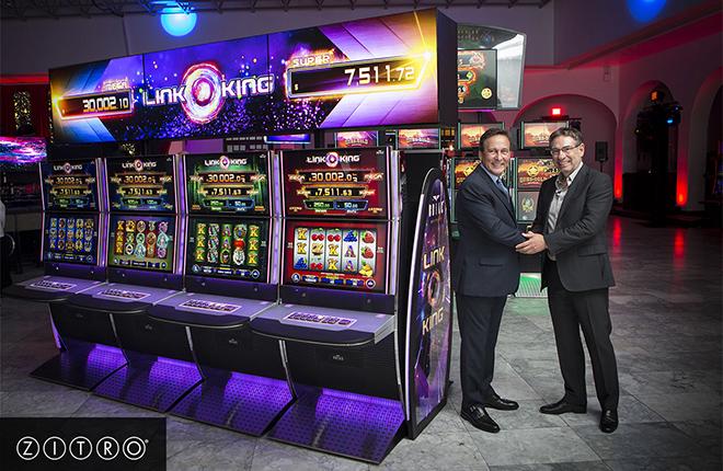 Palacio de los N&uacute;meros ingresa 94 m&aacute;quinas Bryke en sus casinos mexicanos <br />