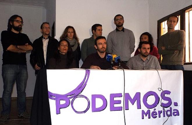 Podemos Mérida no quiere prohibir el juego y sí facilitar el ocio responsable