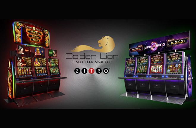 Bryke aumenta su presencia en Golden Lion Casinos instalando m&aacute;s m&aacute;quinas<br />