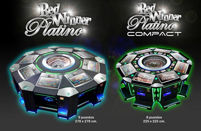 Picmatic muestra sus ruletas Platino Compact en Segovia<br />