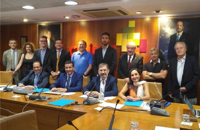 Fernando Henar renueva un nuevo mandato al frente de CEJ sin encontrar oposici&oacute;n<br />