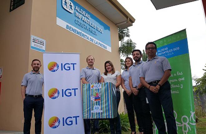 IGT&nbsp;lanz&oacute; el programa Mujeres Emprendedoras en Costa Rica<br />