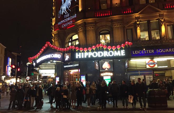 Ruleta Dual Play en el Casino Hippodrome de Londres