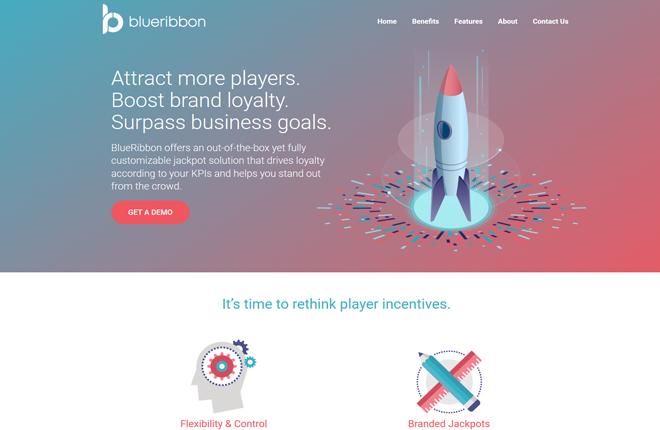 Lanzan la plataforma BlueRibbon para potenciar los jackpots<br />