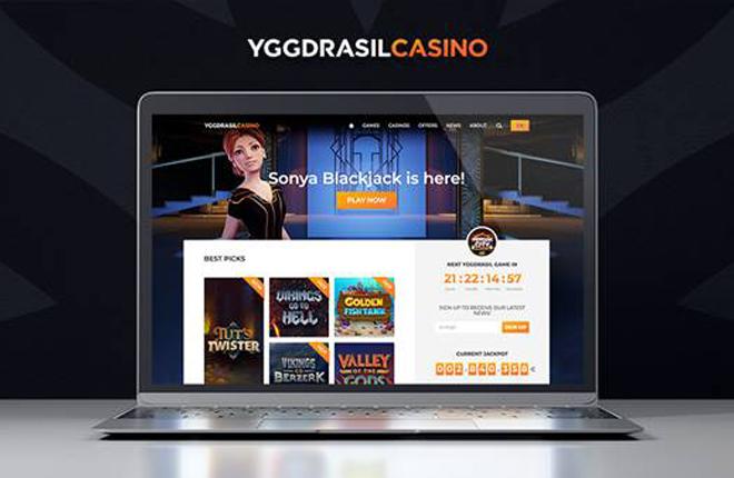 Yggdrasil lanza su web de juegos de casino<br />