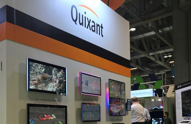 Quixant contin&uacute;a innovando con nuevas l&iacute;neas Display para juego<br />