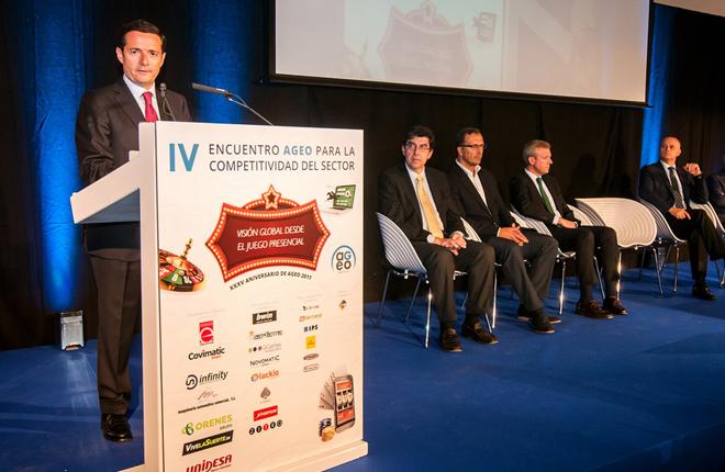 El V Encuentro AGEO para la competitividad del sector del juego se celebrar&aacute; el 25 de octubre <br /> <br />