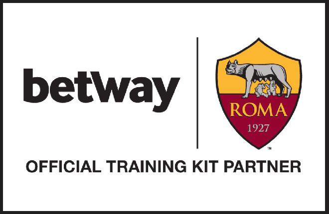 Betway suma y sigue ... ahora con la Roma<br />