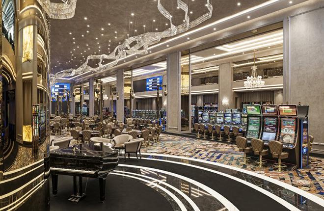 Novomatic instala toda su tecnolog&iacute;a en el Kaya Palazzo Resort &amp; Casino Girne de Chipre<br />