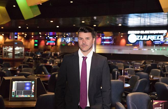 Juan Navajas Contreras, modernizando el sector del bingo<br />