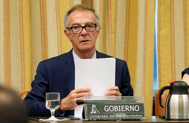 Guirao anuncia que el Ejecutivo se plantea revisar la regulaci&oacute;n de las apuestas online<br />