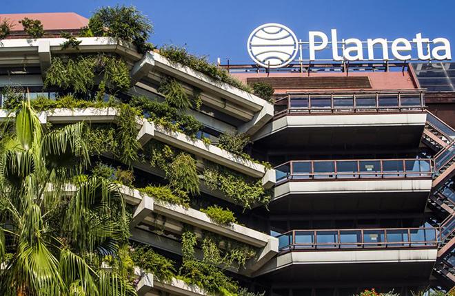 Los Lara venden la sede de Planeta a Blackstone por 210 millones<br />