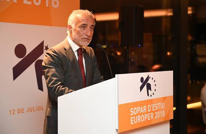 El presidente de EUROPER llama al consenso entre las empresas para pactar una agenda que determine el futuro de la m&aacute;quina recreativa<br />