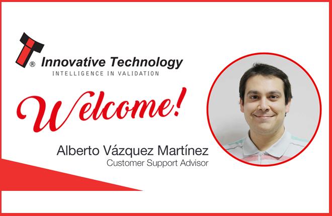 Innovative Technology Espa&ntilde;a incorpora a Alberto V&aacute;zquez Mart&iacute;nez a su departamento de atenci&oacute;n al cliente<br />