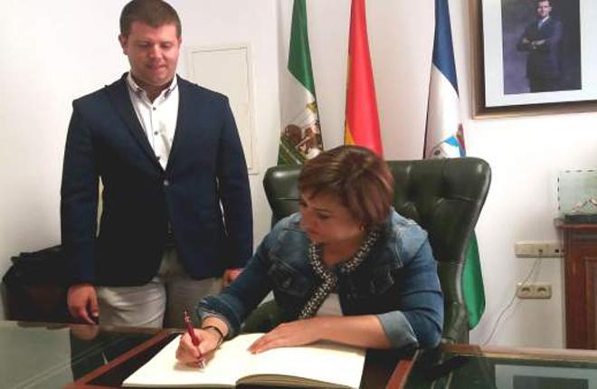 La Junta aborda con el Ayuntamiento de Monachil la adjudicaci&oacute;n del casino al grupo Novomatic<br />