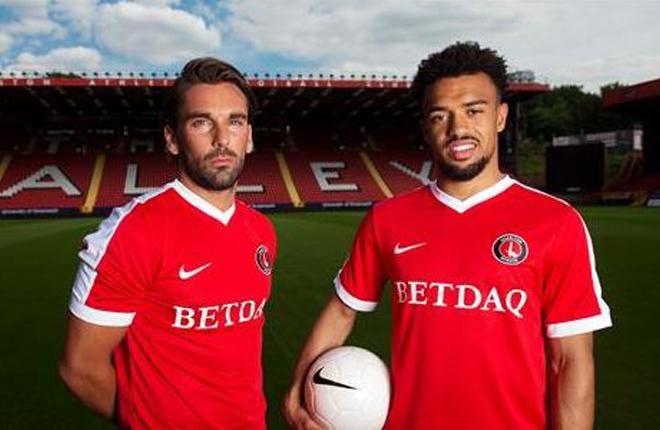 Betdaq renueva su patrocinio con el Charlton Athletic<br />