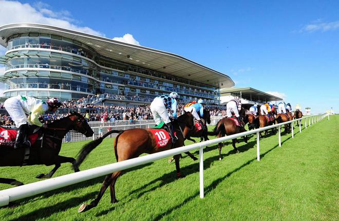 Betway se prepara para el festival de carreras de Galway<br />