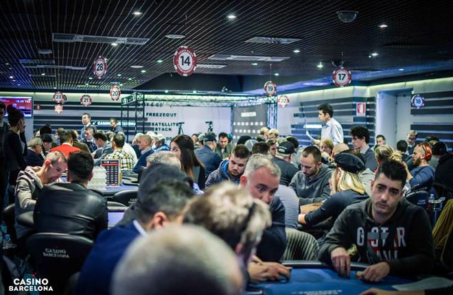 Vuelven las Flip Flop Series de Casino Barcelona<br />