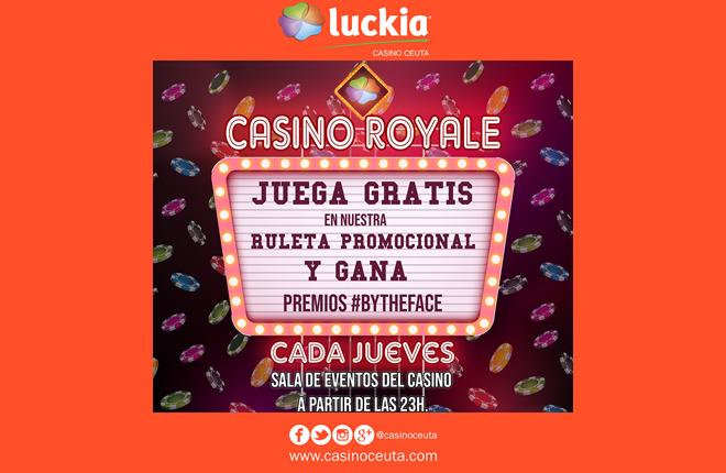 Casino Ceuta invita a jugar cada jueves a la ruleta americana<br />