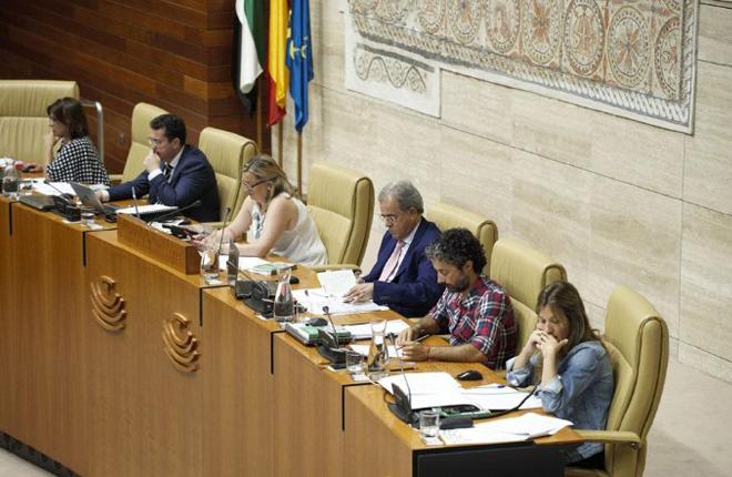 La ley de grandes centros de ocio de Extremadura sale adelante<br />