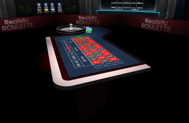 Realistic Games trae la ruleta en 3D<br />