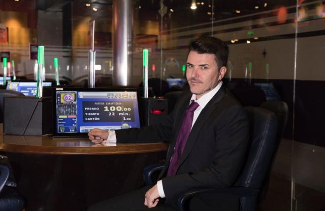 Juan Navajas Contreras, modernizando el sector del bingo