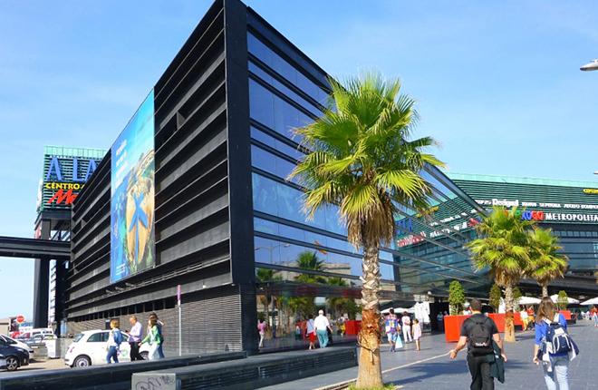 El centro comercial A Laxe confía en atraer a público del norte de Portugal gracias al futuro casino
