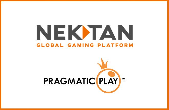 Nektan aumenta la cartera de juegos con Pragmatic Play<br />