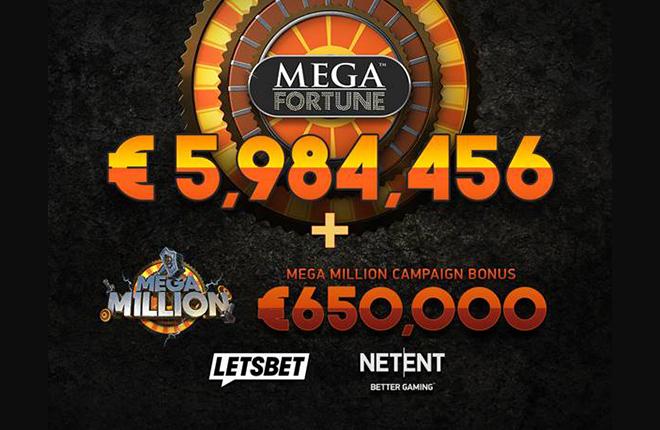 Mega Fortune dispara su r&eacute;cord: premio de 6,6 millones de euros<br />
