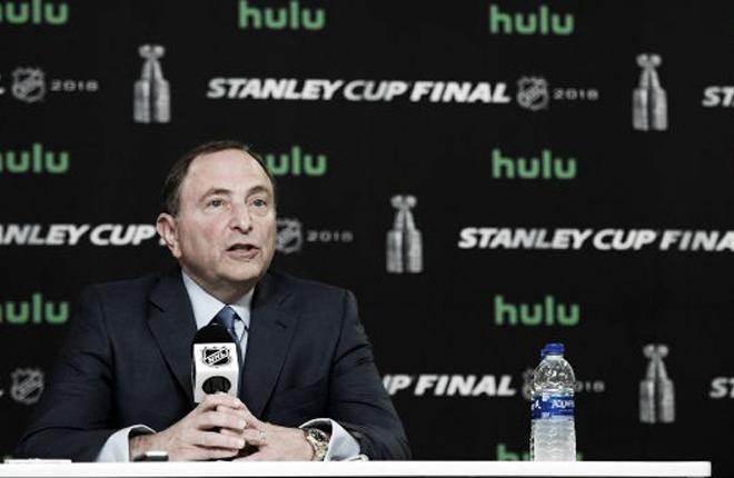 La NHL quiere una parte de las apuestas en sus partidos<br />