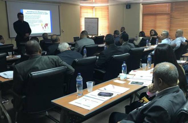 La ABA lleva a la Rep&uacute;blica Dominicana la primera certificaci&oacute;n internacional en antilavado de dinero en casinos <br />