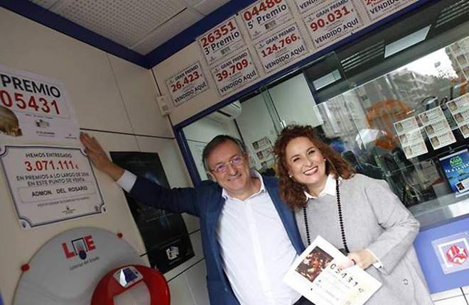 Alejandro Aznar nombrado vicepresidente de la Plataforma Independiente de Administradores de Loter&iacute;a<br />
