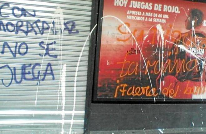 Coto a las casas de apuestas en Madrid<br />