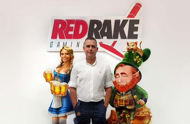 Red Rake Gaming nombra a Nick Barr para gestionar la expansi&oacute;n de la compa&ntilde;&iacute;a en Malta<br />