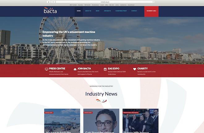 Bacta tiene nueva web<br />