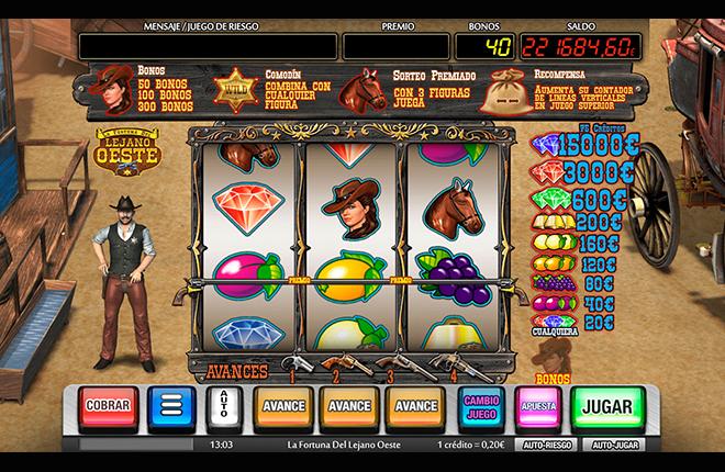 MGA lanza su nueva slot La Fortuna del Lejano Oeste <br /> <br />