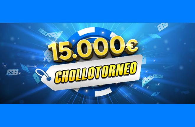 888poker lanza los Chollotorneo <br />