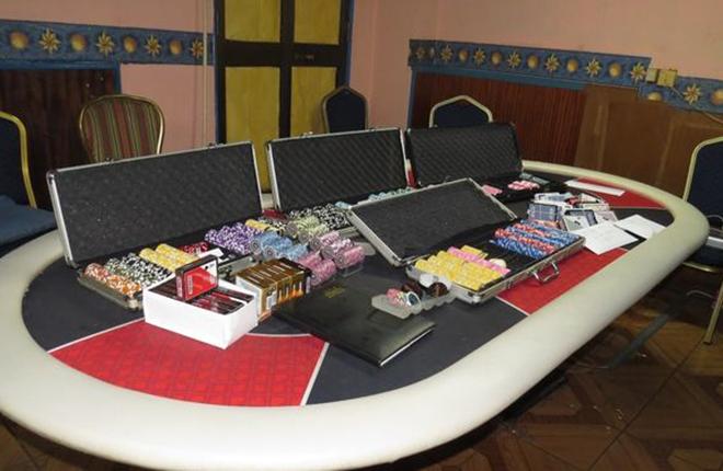Inspeccionan hasta 180 salones de juego y m&aacute;s de 2.000 m&aacute;quinas de azar en M&aacute;laga<br />