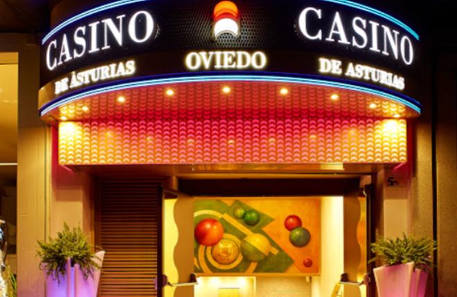 La Sala anexa del Casino de Asturias en la capital del Principado cierra sus puertas <br />
