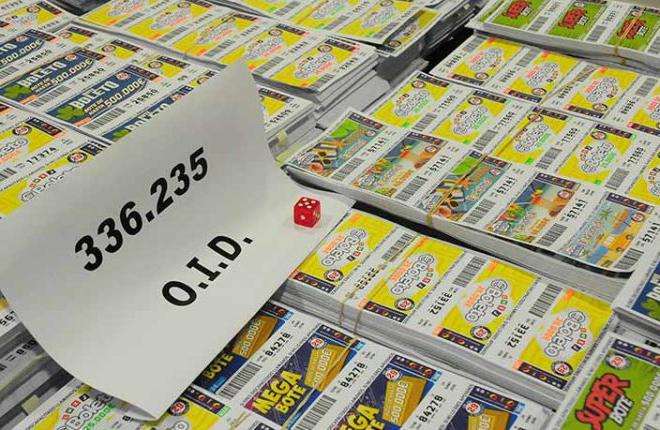 La provincia de C&aacute;diz acapara en el primer semestre el 98% de la loter&iacute;a ilegal incautada en toda Andaluc&iacute;a por la polic&iacute;a auton&oacute;mica<br />