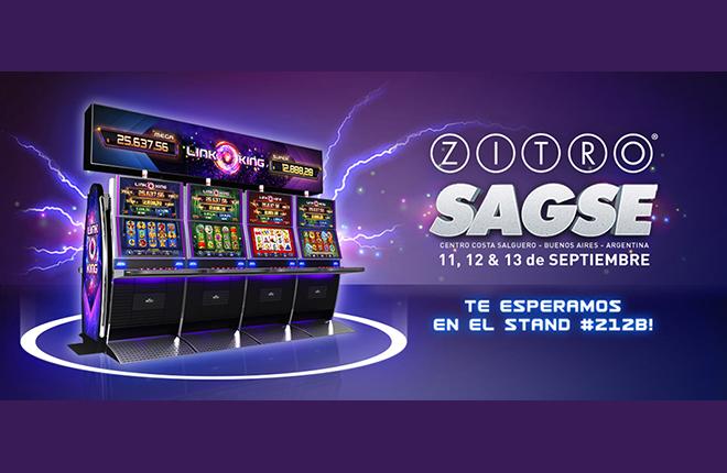 Zitro presenta en SAGSE Buenos Aires su impresionante y contrastada gama de video slots y video bingo&nbsp; <br />
