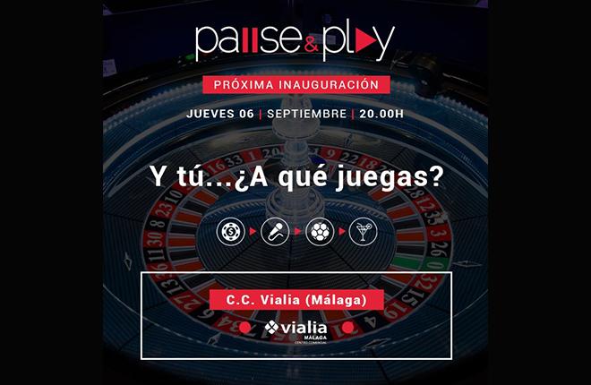 Nuevo Pause&amp;Play en M&aacute;laga<br />