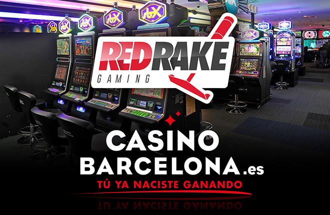 Casino Barcelona online llega a un acuerdo con Red Rake Gaming <br />