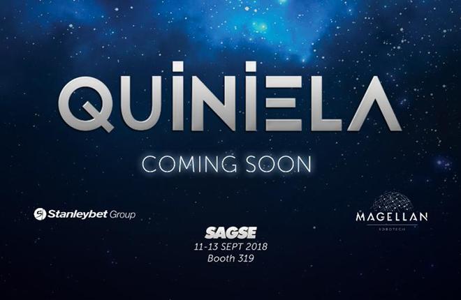 <u>ESTRENO MUNDIAL</u>: Magellan Robotech presenta la primera Quiniela virtual del mercado<br />