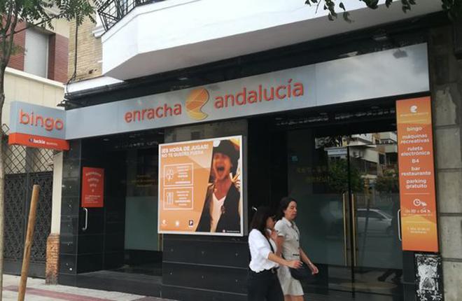 Atraco al Bingo enracha Andaluc&iacute;a<br />