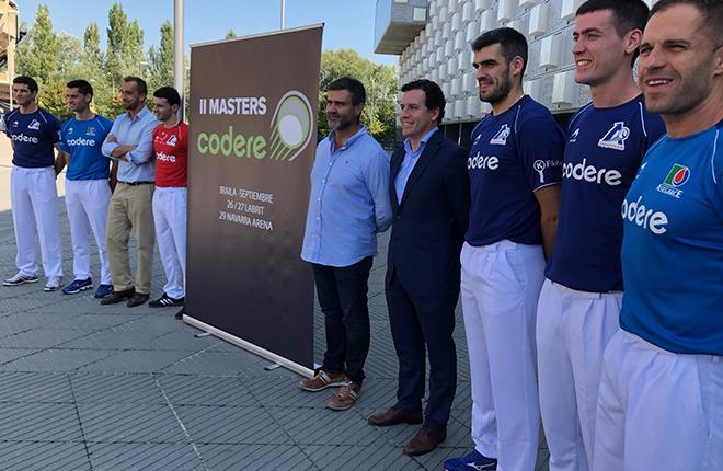 Codere premiar&aacute; con 30.000 euros entre el Ranking LEPM y el Masters<br />