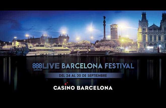 Casino Barcelona acoger&aacute; una nueva edici&oacute;n del 888LIVE Barcelona Festival<br />