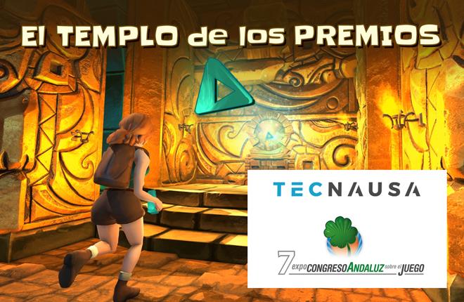 El Templo de los Premios es el último reclamo del sistema de interconexión de Tecnausa